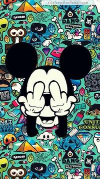 Mickey and Minie Mouse Wallpaper screenshot 2