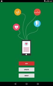ISDA Nursing Diagnose poster