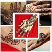 Henna design icon
