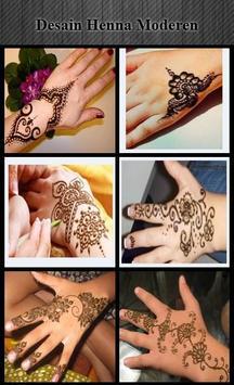 Henna design poster
