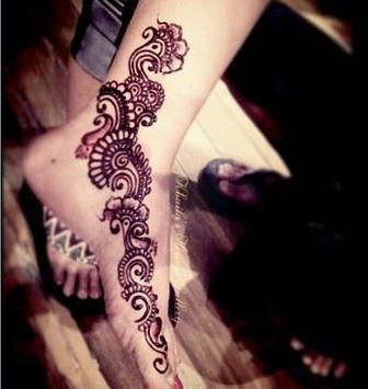 Henna design screenshot 1
