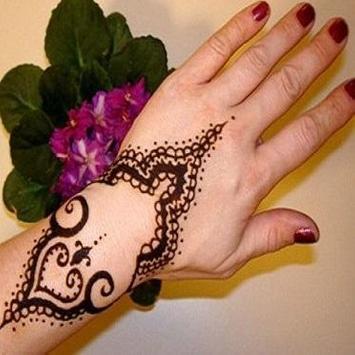 Henna design screenshot 2