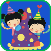 Birthday Photo Sticker icon