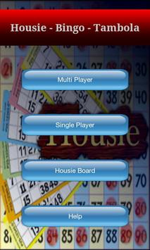 Housie - Bingo - Tambola poster