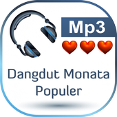 Dangdut Monata Lengkap Populer icon