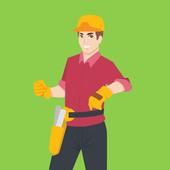 On Demand Hero Partner icon