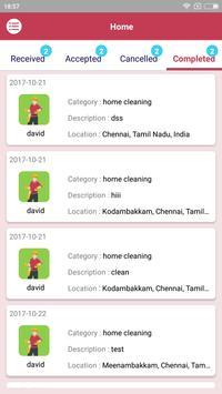 On Demand Hero Partner apk screenshot