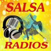 salsa radios icon