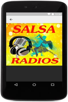 salsa radios poster