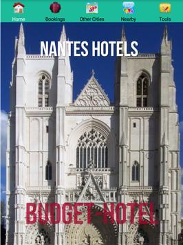 Nantes Hotels apk screenshot