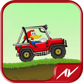 Hill Woody Racing Woodpecker icon