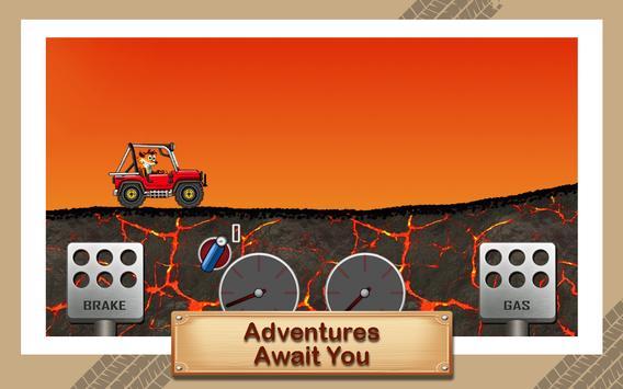 Hill Racing Bandicoot Crash screenshot 3