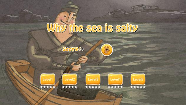 Why is the Sea Salty? poster