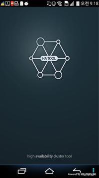 HACM App poster