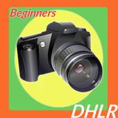 DSLR Photography Beginner Tip icon