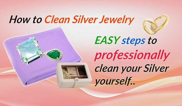 How to clean silver jewelry screenshot 1