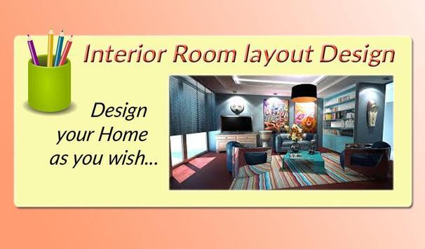 Interior Room Layout Design screenshot 1