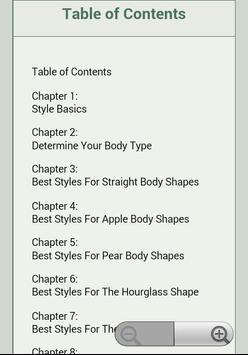 Fabulous Fashionista Ebook screenshot 1