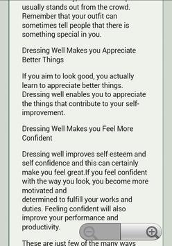 Fabulous Fashionista Ebook screenshot 2