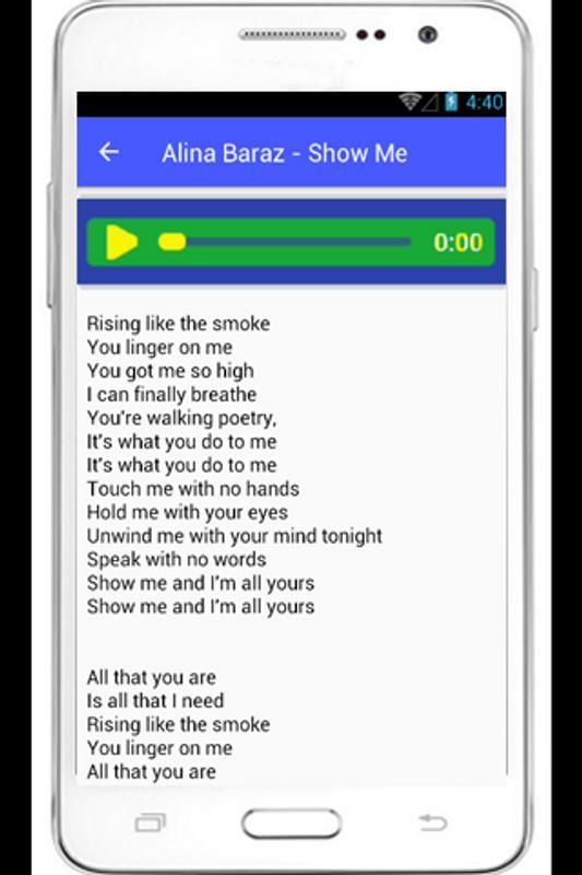 alina baraz make you feel song download