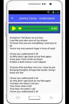 Jeremy Camp Lyrics Same Power poster