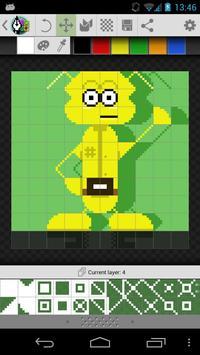 Make Pixel poster