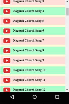 Nagpuri Church Songs Videos screenshot 3
