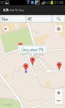 Find My Story apk screenshot