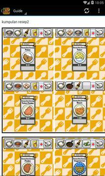 guide game nasi goreng apk screenshot