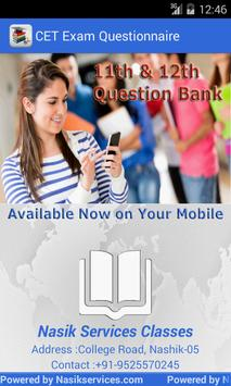Common Entrance Test Bank poster