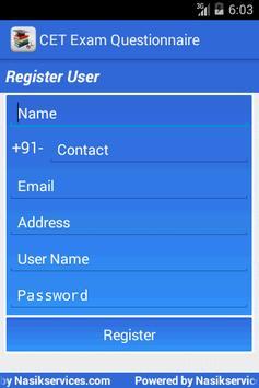 Common Entrance Test Bank screenshot 5