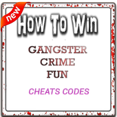 cheats codes gangster-crime icon