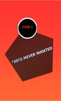 cheats codes gangster-crime apk screenshot