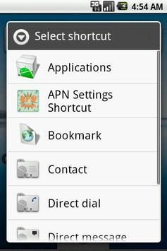 APN Settings Shortcut poster