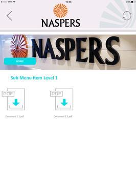 Naspers Governance Portal screenshot 7