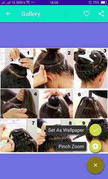 Braid Hairstyle African Girls screenshot 2