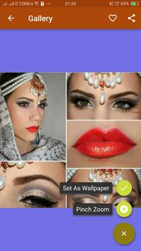 Indian Makeup Beauty screenshot 2