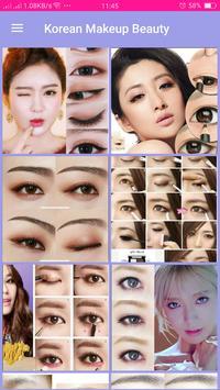 Korean Makeup Beauty screenshot 1