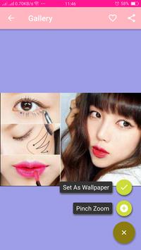 Korean Makeup Beauty screenshot 2