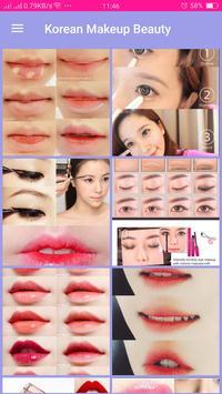 Korean Makeup Beauty screenshot 5