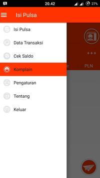 Isi Pulsa - All Server screenshot 1