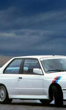 Wallpapers BMW 3 Series E30 poster