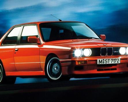 Wallpapers BMW 3 Series E30 apk screenshot