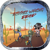 Brother Walking Dead icon