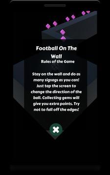 Football On The Wall apk screenshot
