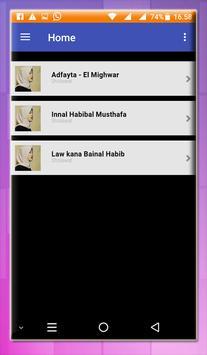 BEST OF THE BEST Sholawat Offline Nisa sabyan screenshot 7