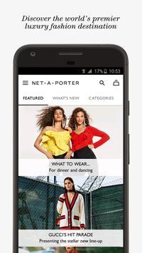 NET-A-PORTER poster