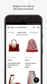 NET-A-PORTER apk screenshot