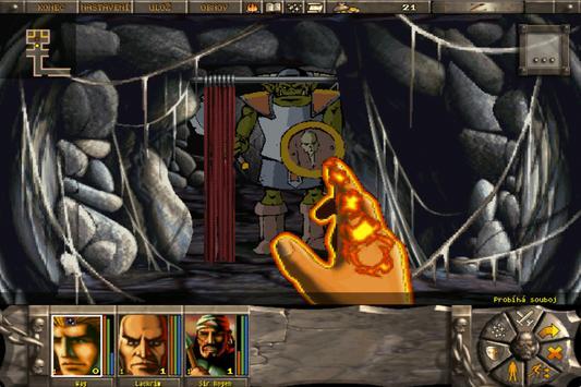 Brány Skeldalu apk screenshot