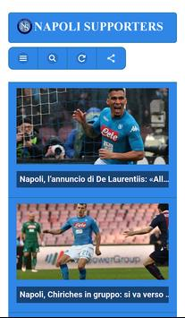 Napoli Supporters poster